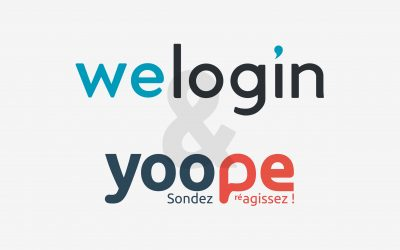 Welogin en partenariat avec Yoope