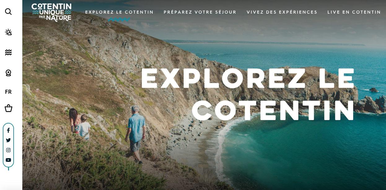 Le Cotentin choisi Welogin