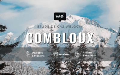 Etude de cas: la gestion de réservation en ligne à l'office de tourisme de Combloux avec la solution Welogin