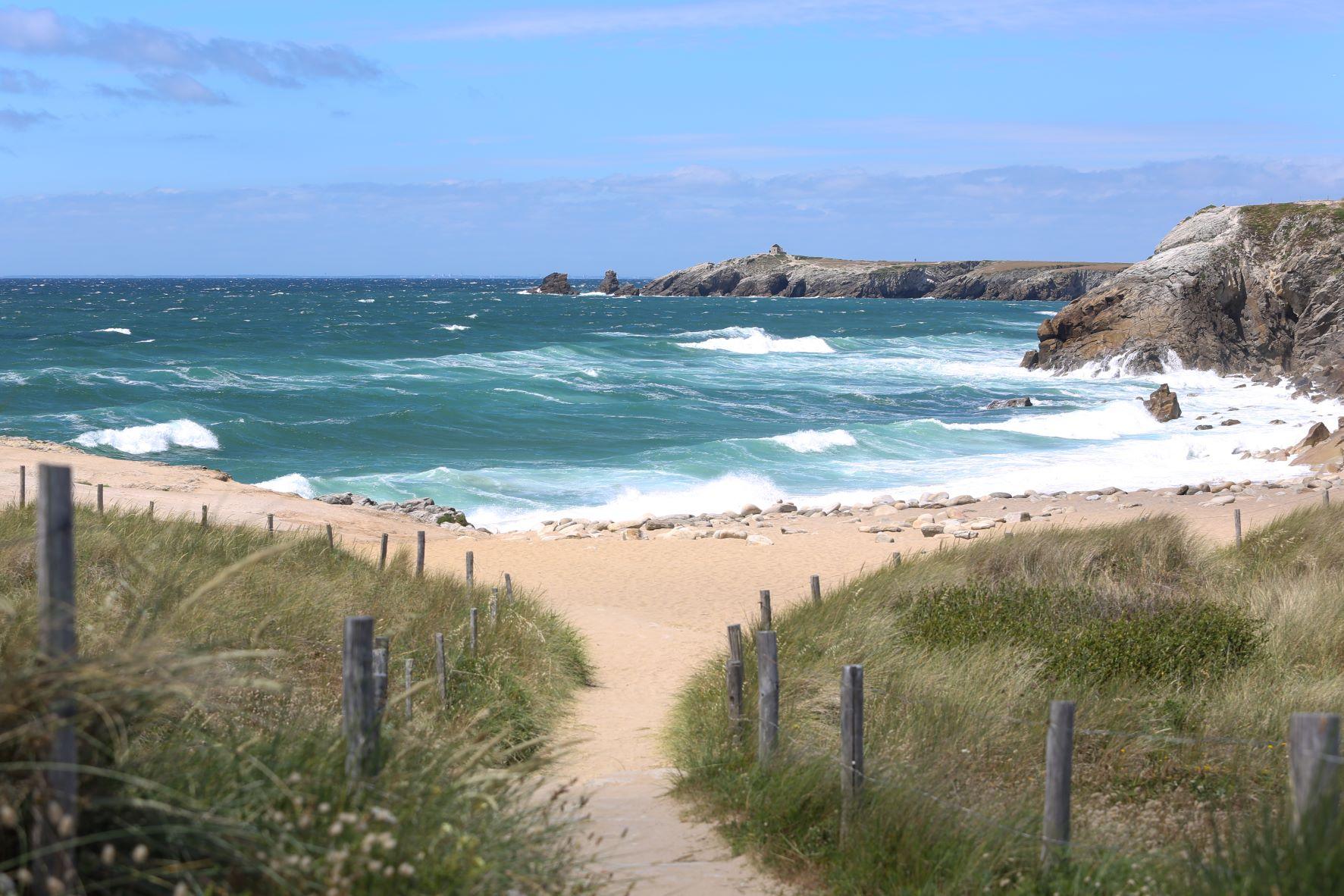 Bretagne Sud Quiberon et la côte sauvage - Welogin